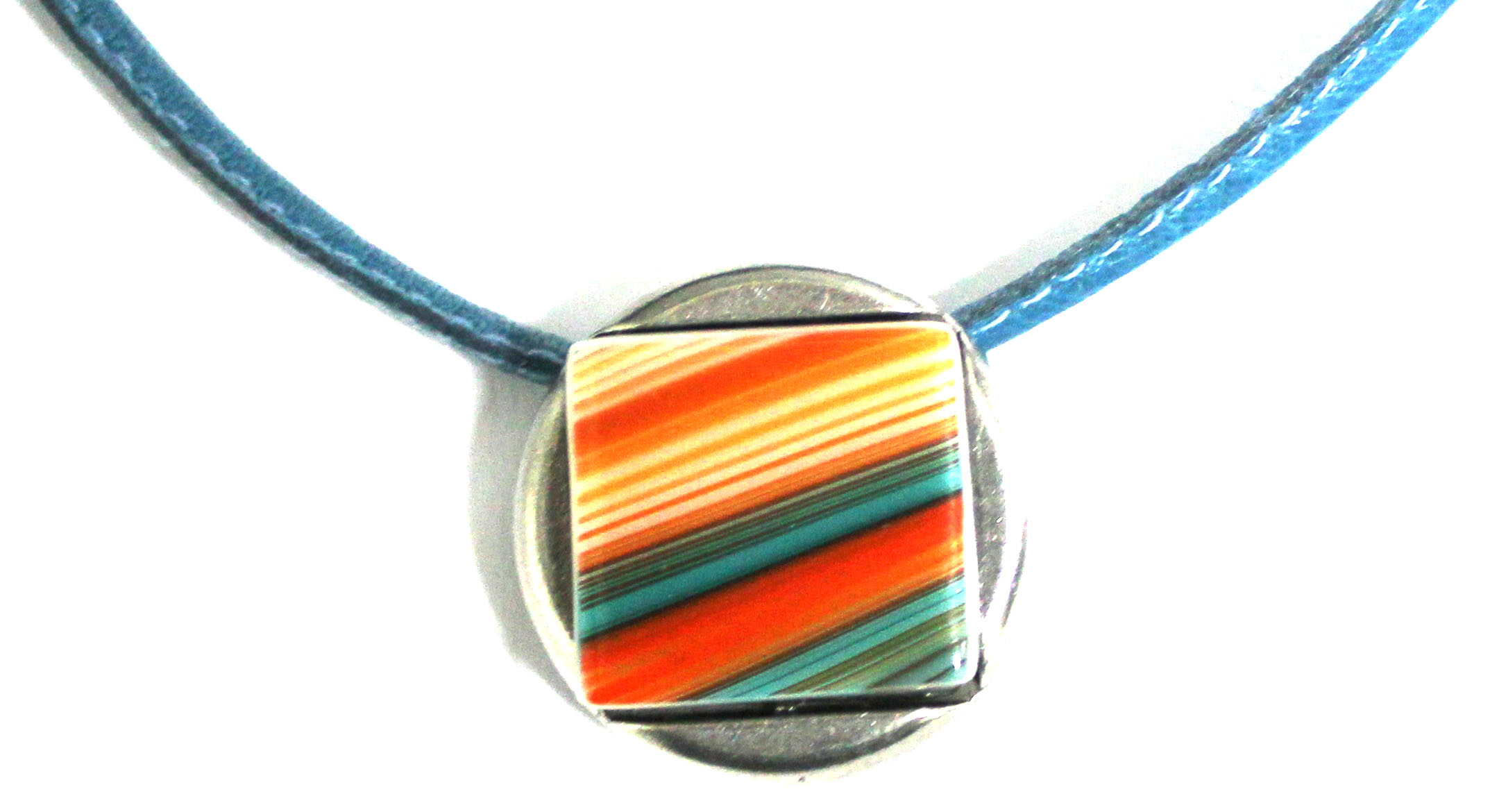 Orange/Aqua-882NP