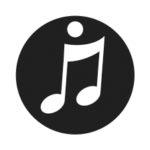Note de musique (sans cristal)