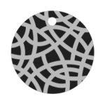 Cercle avec motifs (sans cristal)